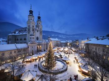 Die Gassen von Brixen laden zum Bummeln ein.