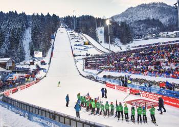 4 Schanzen Tournee Innsbruck 2019