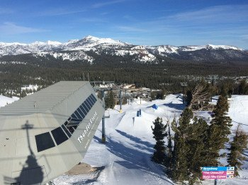 Mammoth Mountain in California