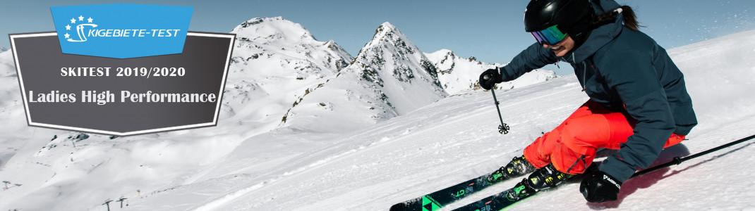 Ski Review 20192020: Ladies High Performance • Snow Online