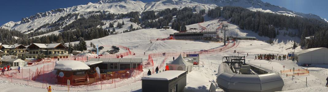 Die Rennen finden auf der Silvano-Beltrametti-Piste am Heimberg statt.