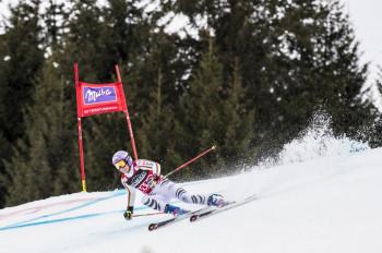 Ausgetragen werden sollten hier die Slalom- und Riesenslalomrennen.
