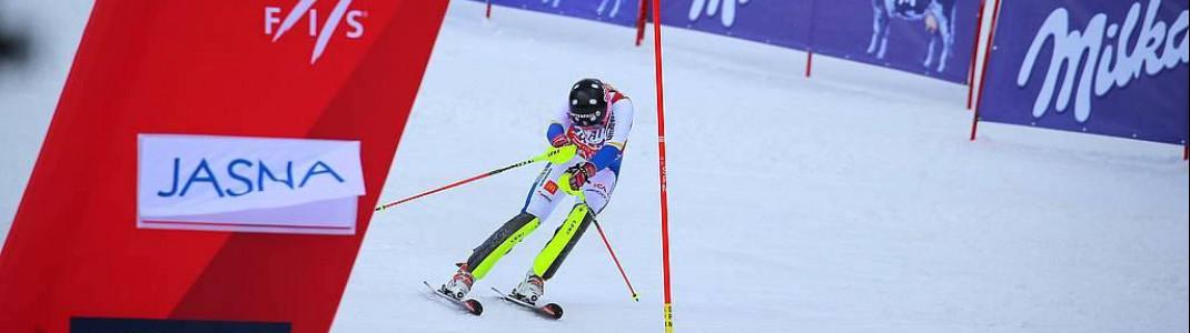 Zwei Rennen finden am 6. und 7. März 2021 in Jasna in der Slowakei statt.