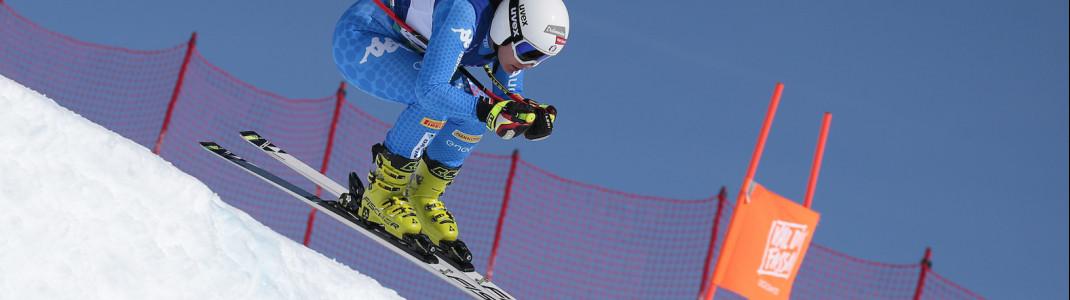 Die Weltcupdamen sind für drei Rennen im Val di Fassa zu Gast.