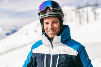 Auch der ehemalige Profi-Skifahrer Benni Raich trägt die Schöffel Ski Jacket Lachaux M.