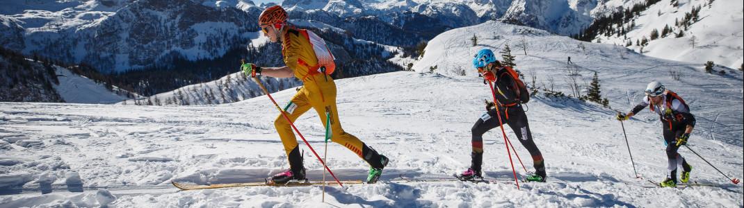 Am Jenner finden bereits seit 14 Jahren Skitourenrennen statt. 2020 wird erstmals auch ein Weltcup ausgetragen.