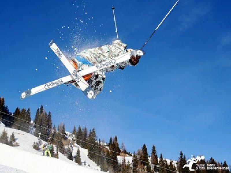 skifahren im salzburger land das skigebiet zauchensee flauchauwinkl skigebiete test magazin. Black Bedroom Furniture Sets. Home Design Ideas