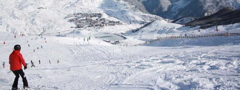 In der Region Arágon befindet sich der Skigebietsverbund Formigal-Panticosa.