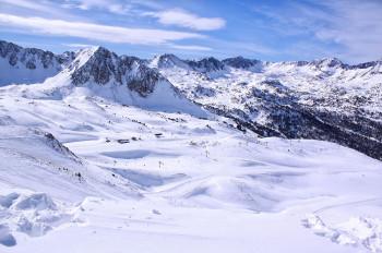 Grandvalira ist das größte Skigebiet der Pyrenäen