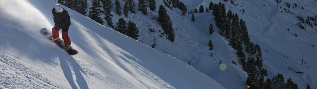 """Die """"Harakiri"""" in Mayrhofen ist die steilste präparierte Piste Österreichs"""