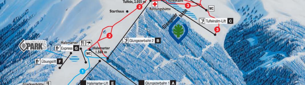 Der Glungezer 2 Schlepplift soll ebenfalls durch eine 10er-Gondelbahn ersetzt werden.
