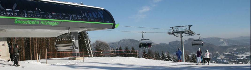 Ab 8. März ist Skifahren in Willingen möglich.
