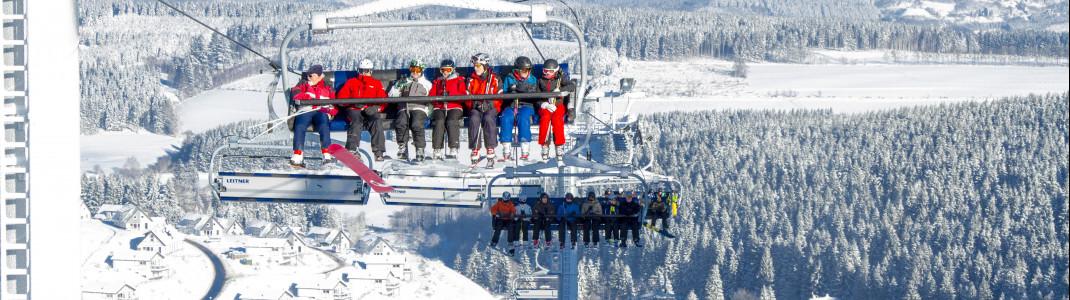 Nicht nur deutsche auch viele holländische Gäste werden im Winter wieder in Winterberg erwartet.