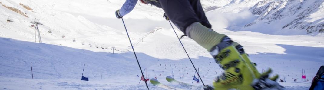 Ab Sonntag dürfen die Skipisten in Südtirol nur noch von Trainingsgruppen genutzt werden.