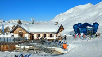 Das Restaurant Gratli samt Skybar bietet Besuchern eine tolle Aussicht.