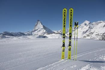 Stöckli ist heute der einzige große Skihersteller aus der Schweiz.