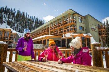 Im Tal können Urlauber den Skitag entspannt ausklingen lassen