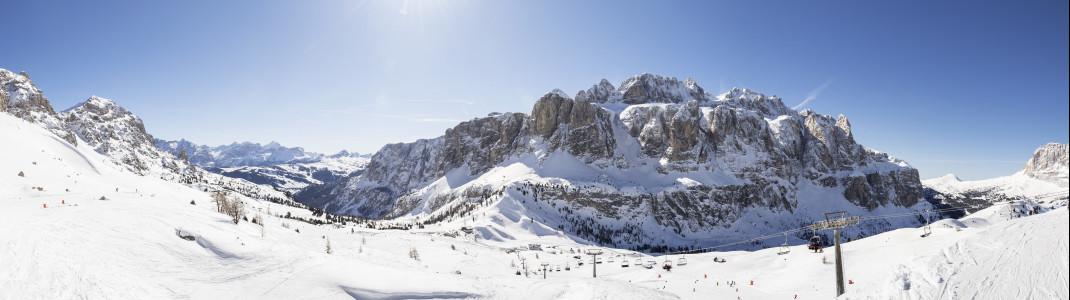 Die Dolomiten, seit 2009 Teil des UNESCO Welterbes, zählen zu den beeindruckendsten Regionen der Welt.