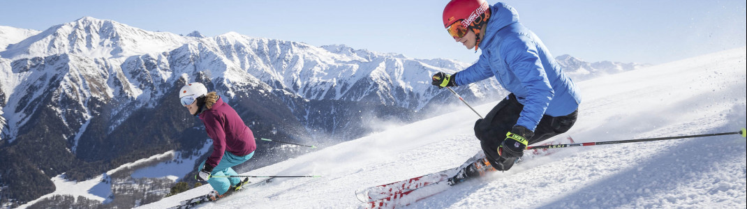 Die Skigebiete Schöneben und Haideralm sind übrigens seit der Saison 2018/2019 verbunden!