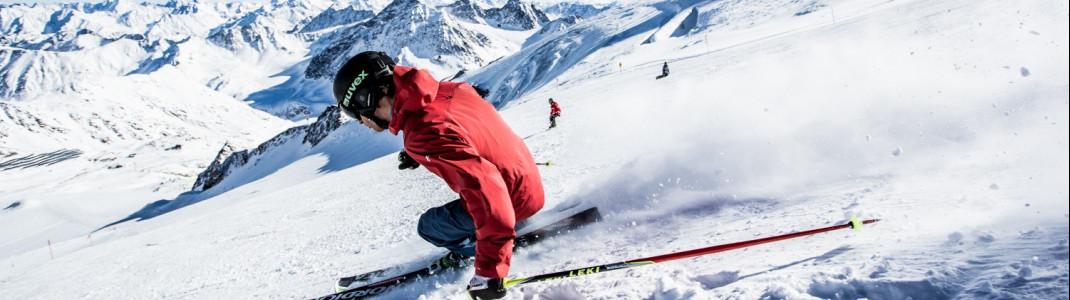 Am 19. September startet die Skisaison am Pitztaler Gletscher.