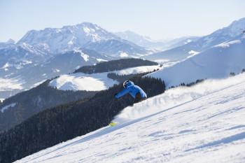 St. Johann in Tirol ist das einzige SkiStar-Skigebiet in den Alpen.