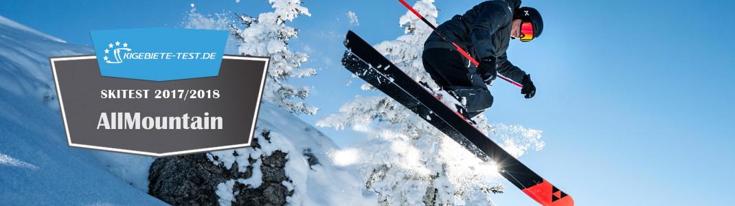 Skitest AllMountain 2017/2018