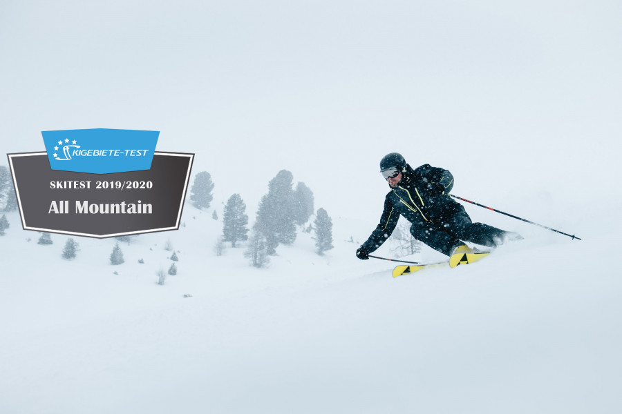 Skitest 20192020: All Mountain Modelle • Skigebiete Test