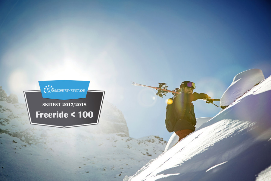 Freeride Ski Test (Damen) 20172018