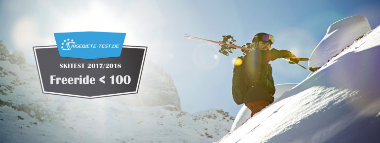 Skitest 2017/2018: Freeride bis 100mm