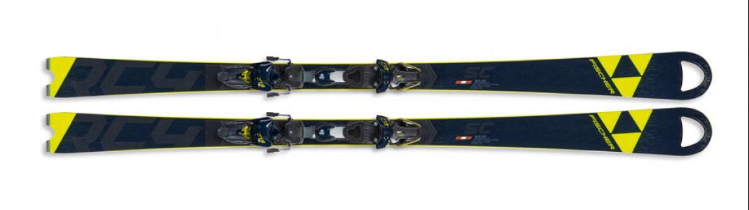 Fischer RC4 Worldcup SC Curv Booster