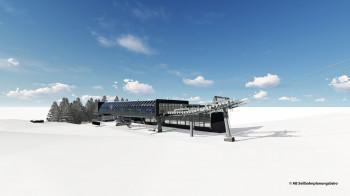 Die neue Fleidingbahn ist mit Sitzheizung und Wetterschutzhauben ausgestattet.