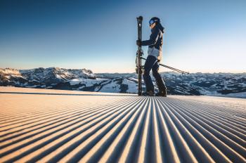 Ob Steilhang, Carving-Piste oder Familien-Abfahrt - mit der Snow Card Tirol hast du die Qual der Wahl.