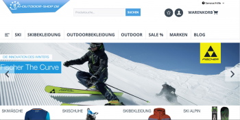 Der Ski-Outdoor-Shop hat eine riesige Produktvielfalt.