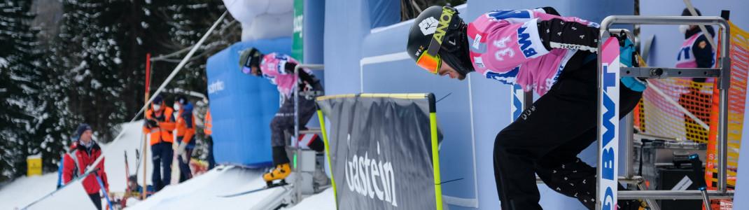 Im Januar sind die Weltcupathleten wieder in Bad Gastein zu Gast.