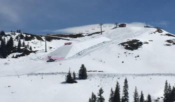 In Kitzbühel startet die Wintersaion dank Snowfarming in diesem Jahr am 19. Oktober.