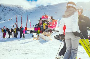Impressionen vom ersten SNOWLICIOUS Event am 1. Dezember 2018.