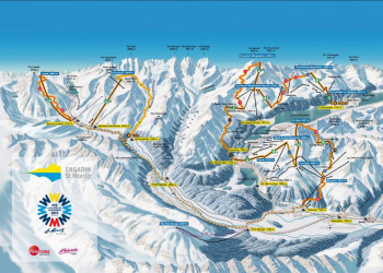 Auf der Snowsafari erwarten dich 99 Pistenkilometer, 6.666 Höhenmeter und 22 Hütten!