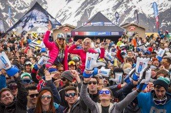 Rund geht's in Sölden bei den zahlreichen Après-Ski-Partys