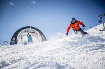 Über 145 Kilometer äußerst abwechslungsreicher Pisten stehen Skifahrern in Sölden zur Verfügung