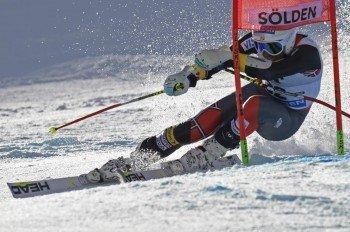 Mit dem Riesenslalom der Damen und Herren wird am Rettenbachgletscher Ende Oktober traditionell die neue Saison im alpinen Ski-Weltcup eröffnet