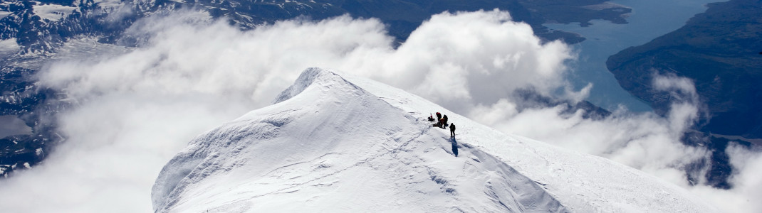 Ausschnitt aus dem Film Mount St. Elias