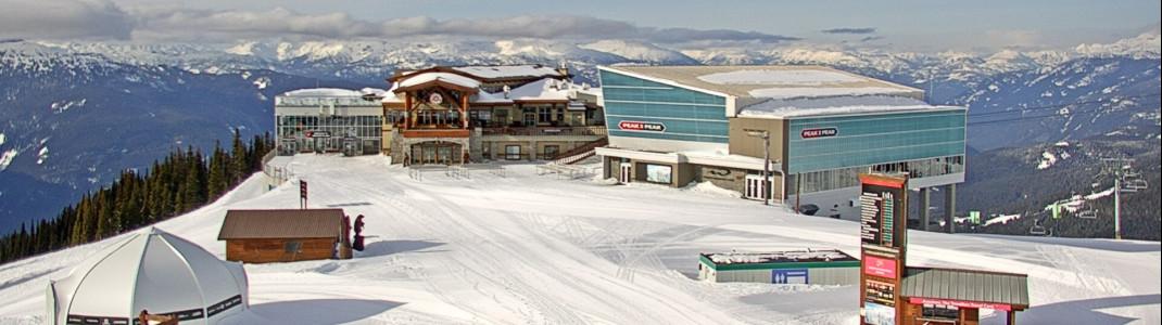 Seit 30. März stehen die Lifte in Whistler Blackcomb still.