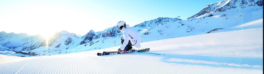 Wer nur maximal 48 Stunden zum Skifahren in Tirol bleibt, kann trotz Reisewarnung ohne Probleme wieder zurück nach Deutschland reisen.