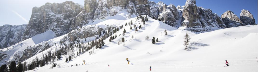 Seit 2009 sind die Dolomiten Teil des UNESCO Welterbes.