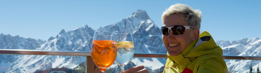 Die Sextner Dolomiten sind keine Partyhochburg