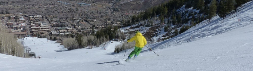 Talabfahrt nach Aspen