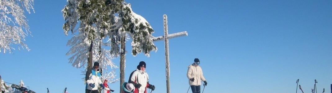 Der Höhenunterschied zwischen Tal- und Bergstation beträgt 393 m