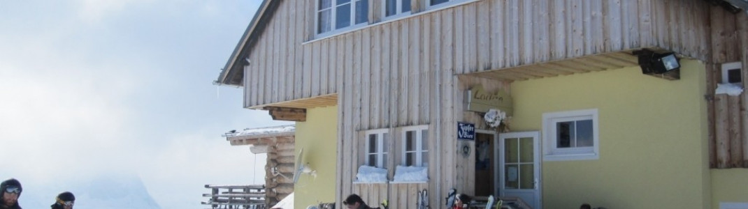 Lodge am Krippenstein unweit der Bergstation!