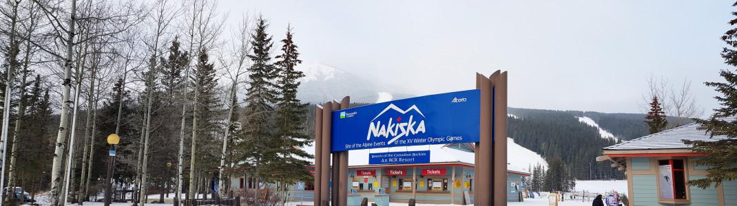 Tolles Preis-Leistungsverlältnis für Wintersportler in Nakiska