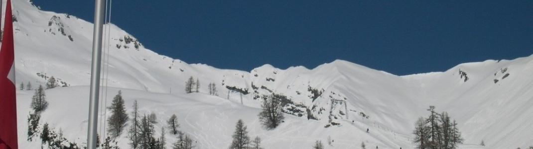 Das kleine Schweizer Skigebiet oberhalb von Ovronnaz bietet sich vor allem für den Familienurlaub an.
